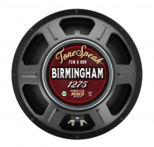 "A 12"" guitar speaker from ToneSpeak - Birmingham 1275."
