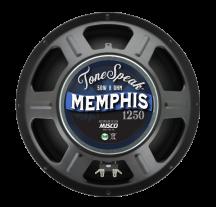 "A 12"" guitar speaker from ToneSpeak - Memphis 1250."