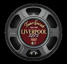 Guitar speaker 12 inch round ToneSpeak Liverpool 1275 model 86034