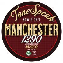 Manchester 1290 Speaker Impulse Response