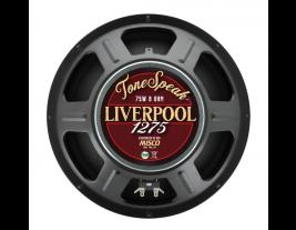 "A 12"" guitar speaker—75W, 8 Ohm—from ToneSpeak - Liverpool 1275."