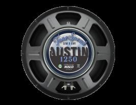 Guitar speaker 12 inch round ToneSpeak Austin 1250 model 86037