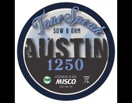 Austin 1250 Speaker Impulse Response