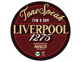 Liverpool 1275 Speaker Impulse Response